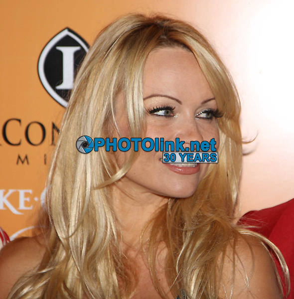 Pam Anderson 2009<br /> Photo By JR Davis/PHOTOlink.net