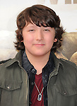 Frankie Jonas at The Warner Bro. Pictures' World Premiere of Born to be Wild 3d held at The California Science Center in Los Angeles, California on April 03,2011                                                                               © 2010 Hollywood Press Agency