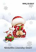 Roger, CHRISTMAS ANIMALS, WEIHNACHTEN TIERE, NAVIDAD ANIMALES, paintings+++++,GBRMCX-0016,#xa#