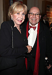 Michael Learned & Jack O'Brien.attending the Broadway Opening Night Performance of.'Gore Vidal's The Best Man' at the Gerald Schoenfeld Theatre in New York City on 4/1/2012