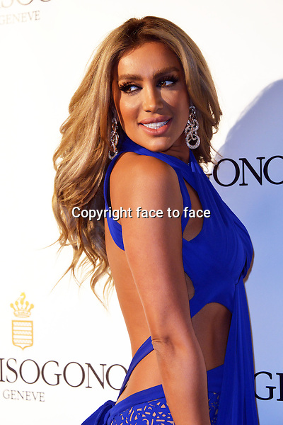 Maya Diab attending the Grisogono party, at the hotel Eden Roc, in Antibes, during the 66th annual International Cannes Film Festival in Cannes, France, 21th May 2013. Credit: Timm/face to face