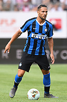 Lugano 14-07-2019 <br /> Football 2019/2020 pre season Friendly match <br /> Lugano - Inter <br /> Photo Matteo Gribaudi / Image Sport / Insidefoto Danilo D'Ambrosio