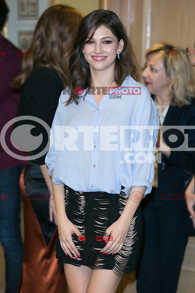 "Ursula Corbero attend the ""Perdiendo El Norte"" Movie Presentation at Intercontinental Hotel, Madrid,  Spain. March 03, 2015.(ALTERPHOTOS/)Carlos Dafonte) /NORTEphoto.com"