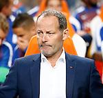 Nederland, Amsterdam, 3 september 2015<br /> Kwalificatiewedstrijd EK 2016<br /> Nederland-IJsland<br /> Bondscoach Danny Blind.