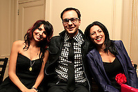 """BEVERLY HILLS - OCT 19: Jennifer Tash, Guests at the """"Intimate Illusions"""" headliner Ivan Amodei's 400th show celebration at the Beverly Wilshire Hotel on October 19, 2013 in Beverly Hills, California"""