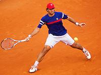 02-06-12, France, Paris, Tennis, Roland Garros, Eduardo Schwank
