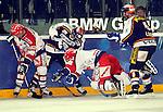 Eishockey DEL 1.Bundesliga 2002/2003 Nuernberg (Germany) Nuernberg IceTigers - Eisbaeren Berlin (1:4)