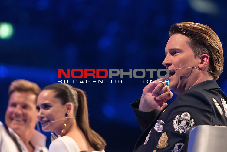 16.05.2015, &Ouml;VB-Arena, Bremen, GER, DSDS sucht den Superstar _ Finale 2015, im Bild<br /> <br /> <br /> DJ Antoine (Jury DSDS 2015)<br /> <br /> Foto &copy; nordphoto / Kokenge