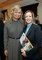 Breffni Ingerton and Ciara O'Grady from Gleneagle Group and  pictured  at the National Tourism Forum in The Muckross Park Hotel, Killarney at the weekend. <br /> Over 200 delegates from all over Ireland attend the inaugural event which was addressed by national and international speakers.<br /> Photo: Don MacMonagle<br /> <br /> Repro free photo