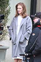 NEW YORK, NY - MARCH 12: Nicole Kidman on the set of The Goldfinch in New York City on March 12, 2018. <br /> CAP/MPI/RW<br /> &copy;RW/MPI/Capital Pictures