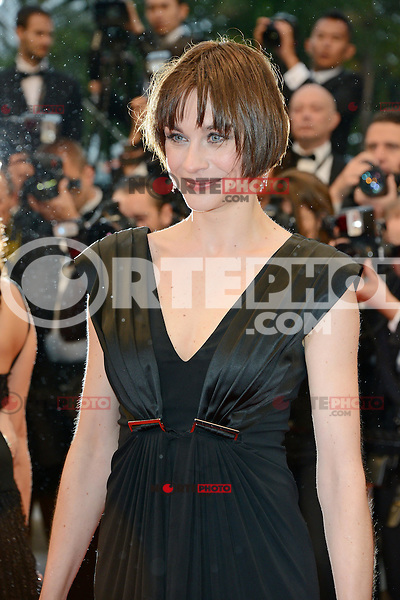 """Christiane Paul attending the """"Jagten (The Hunt)"""" Premiere during the 65th annual International Cannes Film Festival in Cannes, France, 20th May 2012...Credit: Timm/face to face /MediaPunch Inc. ***FOR USA ONLY***"""