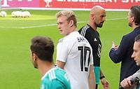 Julian Brandt (Deutschland Germany) kommt ins Stadion - 05.06.2019: Öffentliches Training der Deutschen Nationalmannschaft DFB hautnah in Aachen