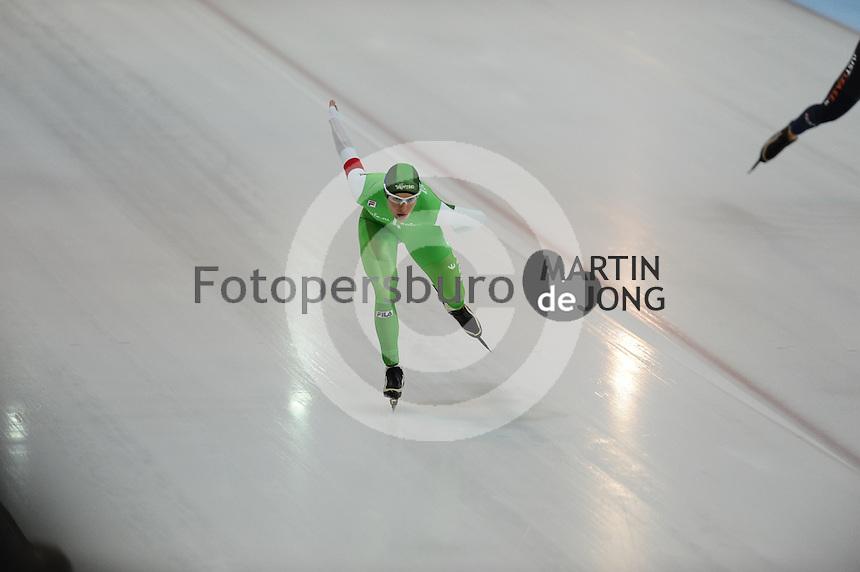 SCHAATSEN: GRONINGEN: 28-10-2016, Sportcentrum Kardinge, KNSB Cup Kwalificatiewedstrijden, Marrit Leenstra, ©foto Martin de Jong