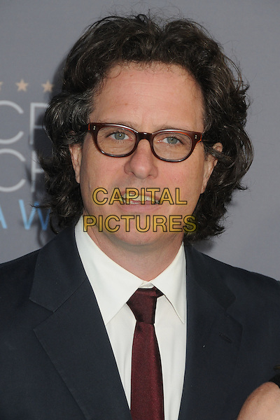 17 January 2016 - Santa Monica, California - Davis Guggenheim. 21st Annual Critics' Choice Awards - Arrivals held at Barker Hangar. <br /> CAP/ADM/BP<br /> &copy;BP/ADM/Capital Pictures
