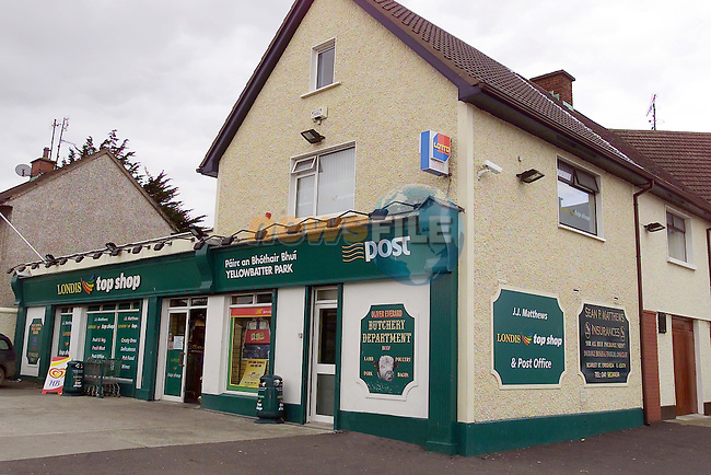 Londis Top Shop Yellowbatter..Picture Fran Caffrey Newsfile.