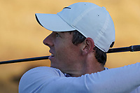 Rory McIlroy (NIR) during the Pro-Am ahead of the The Genesis Invitational, Riviera Country Club, Pacific Palisades, Los Angeles, USA. 11/02/2020<br /> Picture: Golffile | Phil Inglis<br /> <br /> <br /> All photo usage must carry mandatory copyright credit (© Golffile | Phil Inglis)