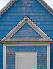 A weathered house near the town of Dunvegan, Nova Scotia. Photo by Kevin J. Miyazaki/Redux