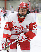 Kaleigh Fratkin (BU - 13) - The Boston University Terriers defeated the visiting Northeastern University Huskies 3-0 on Tuesday, December 7, 2010, at Walter Brown Arena in Boston, Massachusetts.