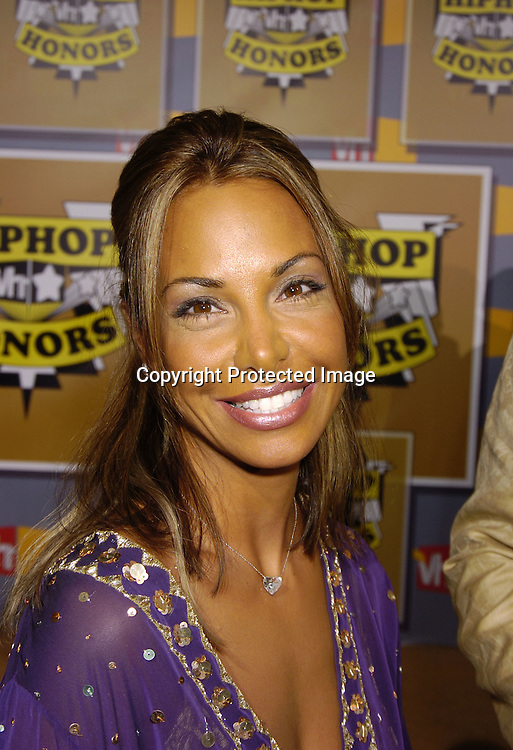 Joumana  Kidd ..at the 2nd Annual VH1 Hip Hop Honors taping on ..September 22, 2005 which will air on VH1 on September 26, 2005. ..Photo by Robin Platzer, Twin Images
