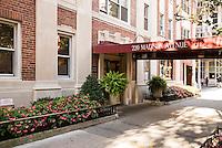 Entrance to 220 Madison Avenue