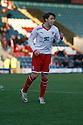 Luke Freeman of Stevenage celebrates scoring their first goal.Rochdale v Stevenage - npower League 1 - Spotland, Rochdale - 14th January, 2012.© Kevin Coleman 2012