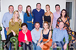 Ronan O'Sullivan Crosstown Killarney who celebrated his 40th birthday with his family and friends in the Torc Hotel on Friday night