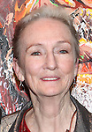 actress Kathleen Chalfant  after a performance in 'The Exonerated' at the Culture Project in New York City. November 27, 2012.