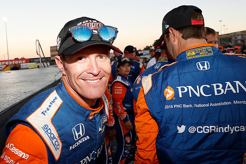 Champion Scott Dixon, Chip Ganassi Racing Honda