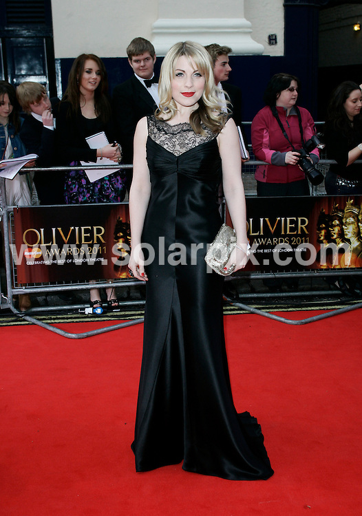 **ALL ROUND PICTURES FROM SOLARPIX.COM**                                             **WORLDWIDE SYNDICATION RIGHTS**                                                                                  Caption: arrivals at the Laurence Olivier Awards at the Theatre Royal Drury Lane, London, UK. Sunday 13 March 2010                              This pic: Louise Dearman                                           JOB REF: 12959 LNJ       DATE: 13_03_2011                                                           **MUST CREDIT SOLARPIX.COM OR DOUBLE FEE WILL BE CHARGED**                                                                      **MUST AGREE FEE BEFORE ONLINE USAGE**                               **CALL US ON: +34 952 811 768 or LOW RATE FROM UK 0844 617 7637**