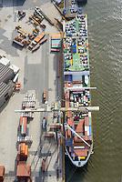 Ellerholzhafen: EUROPA, DEUTSCHLAND, HAMBURG 28.09.2014 Ellerholzhafen