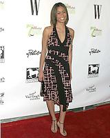 ©2004 KATHY HUTCHINS / HUTCHINS PHOTO.W MAGAZINE PARTY IHO JOHN LIVESAY.BEL AIR, CA.JANUARY 22, 2004..JESSICA REY.