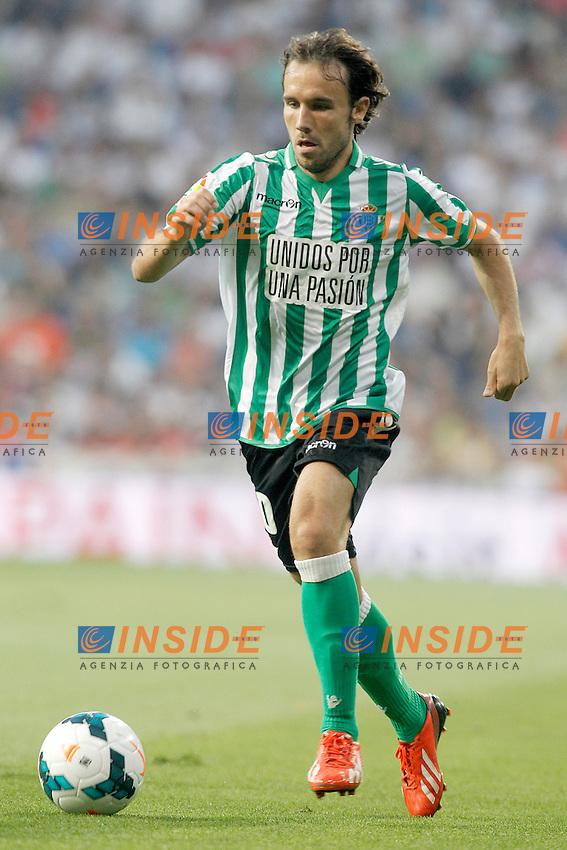 Betis' Joan Verdu during La Liga match.August 18,2013. (ALTERPHOTOS/Acero) <br /> Football Calcio 2013/2014<br /> La Liga Spagna<br /> Foto Alterphotos / Insidefoto <br /> ITALY ONLY