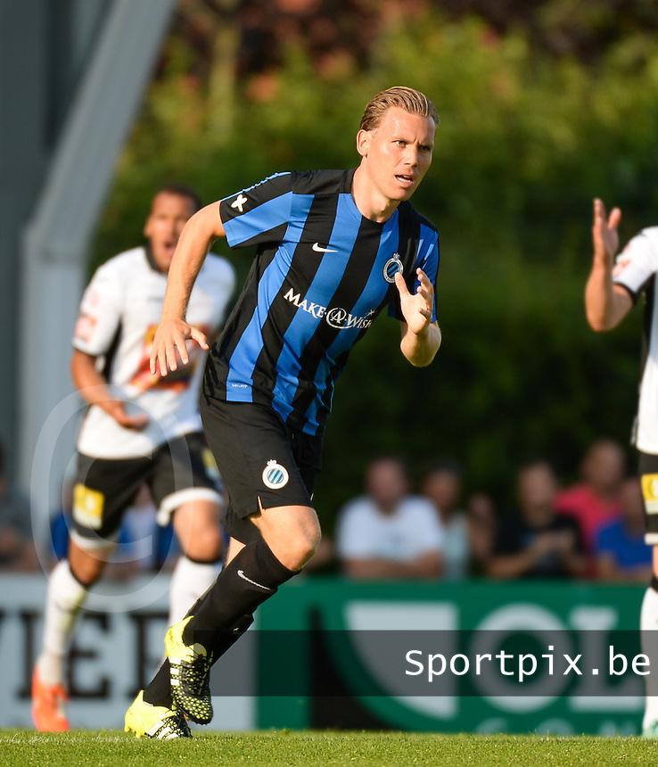 Club Brugge KV : Ruud Vormer <br /> foto VDB / BART VANDENBROUCKE
