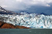Glacier Viedma in Parque Nacional los Glaciares (North), Argentina.