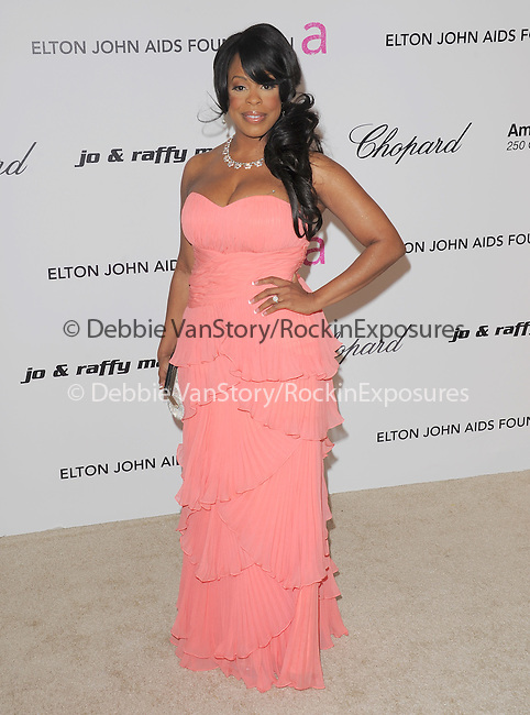 Niecy Nash at the 19th Annual Elton John AIDS Foundation Academy Awards Viewing Party held at The Pacific Design Center Outdoor Plaza in West Hollywood, California on August 27,2011                                                                               © 2011 DVS / Hollywood Press Agency