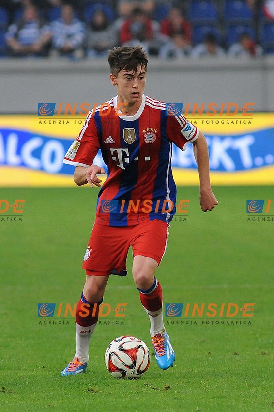 Lucas Scholl (FC Bayern Muenchen #9) Foto EXPA/ Eibner-Pressefoto/ Schueler - Pressefoto