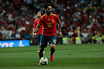 Spain national team player Isco during UEFA EURO 2020 Qualifier match between Spain and Sweden at Santiago Bernabeu Stadium in Madrid, Spain. June 10, 2019. (ALTERPHOTOS/A. Perez Meca)