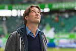 09.09.2017, Volkswagen Arena, Wolfsburg, GER, 1.FBL, VfL Wolfsburg vs Hannover 96<br /> <br /> im Bild<br /> Gerhard Zuber (Sportlicher Leiter Hannover 96)<br /> <br /> Foto &copy; nordphoto / Ewert