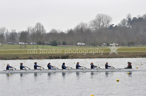 451 SirWPerkinssSch W.J14A.8x+..Marlow Regatta Committee Thames Valley Trial Head. 1900m at Dorney Lake/Eton College Rowing Centre, Dorney, Buckinghamshire. Sunday 29 January 2012. Run over three divisions.