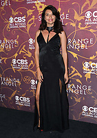 04 June 2018 - Hollywood, California - Amara Zaragoza. CBS All Access' &quot;Strange Angel&quot; Premiere Screening held at Avalon Hollywood . <br /> CAP/ADM/BT<br /> &copy;BT/ADM/Capital Pictures