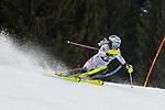 10.03.2018, Ofterschwanger Horn, Ofterschwang, GER, Slalom Weltcup in Ofterschwang, im Bild Katharina Truppe (AUT, #11)<br /> <br /> Foto &copy; nordphoto / Hafner
