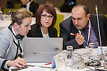 "BRUSSELS - BELGIUM - 23 November 2016 -- European Training Foundation (ETF) Conference on ""GETTING ORGANISED FOR BETTER QUALIFICATIONS"". --  ... -- PHOTO: Juha ROININEN / EUP-IMAGES"