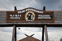 Ouje-Bougoumou Cree native reserve