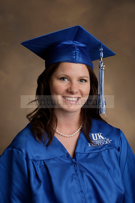 Stotts, Kayla photographed during the Feb/Mar, 2013, Grad Salute in Lexington, Ky.