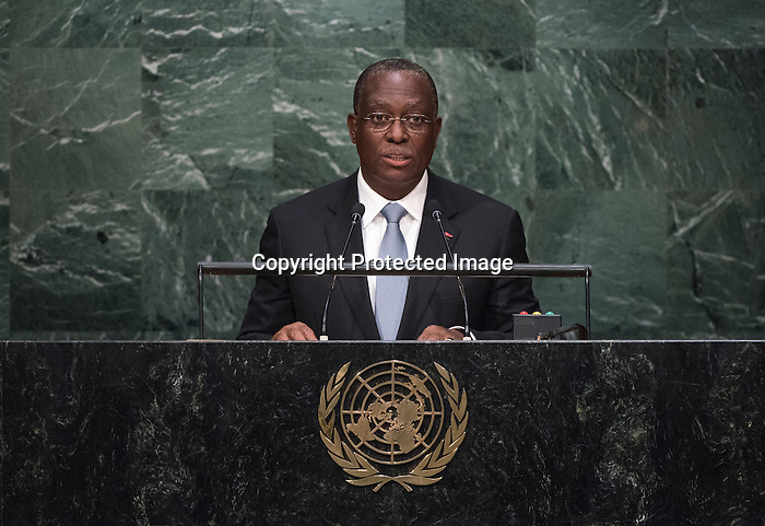 Statement by His Excellency Manuel Domingos Vicente, Vice-President of the Republic of Angola <br /> General Assembly 70th session 22nd plenary meeting<br /> Continuation of the General Debate