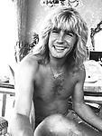 Status Quo 1978 Rick Parfitt.© Chris Walter.