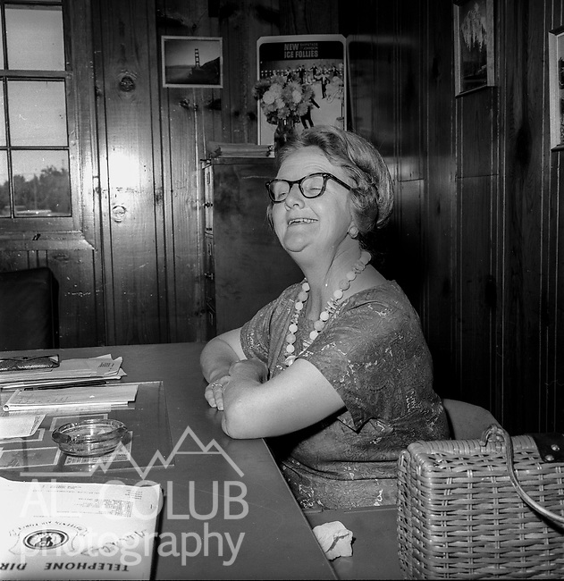 Helen McCarthy was the base community coordinator, she introduced me to Ansel Adams.<br /> <br /> March 1964: CAFB, California<br /> Staff of the Valley Bomber, 93rd Bomb Wing, Directory of Information, SAC<br /> Photo by Al Golub/Golub Photography<br /> <br /> Castle is named for Brigadier General Frederick W. Castle, who died on Dec. 24, 1944 flying his 30th bombing mission. He died leading an armada of 2000 B-17s on a strike against German airfields. On the way to the target, an engine failure over Liege, Belgium caused his bomber to fall behind, where it was attacked by Germans and caught fire. He ordered his men to bail out but stayed alone at the controls of the flaming Flying Fortress until it crashed. The entire crew, except Gen. Castle and one airman killed before the bailout order, survived. Gen. Castle received a Medal of Honor posthumously for his bravery.<br /> <br /> Castle became home to the 93rd Bombardment Wing in 1947. Aircraft stationed at Castle included B-29, B-17 and C-54 aircraft, with B-50 bombers arriving in 1949. In 1954, B-47 bombers arrived.  On June 29, 1955, Castle received the Air Force's first B-52. These heavy bombers can hold the equivalent of three railroad cars' worth of fuel. The first Air Force KC-135 jet tanker arrived May 18, 1957<br /> <br /> Castle was selected for closure under the Defense Base Closure and Realignment Act of 1990 during Round II Base Closure Commission deliberations (BRAC 91). The last of the B-52s left the base in 1994, followed by the departure of the last of the KC-135s in early 1995. The base closed September 30, 1995.