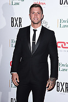 Dan Osbourne<br /> arriving for the Float Like a Butterfly Ball 2019 at the Grosvenor House Hotel, London.<br /> <br /> ©Ash Knotek  D3536 17/11/2019