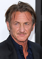 """WESTWOOD, LOS ANGELES, CA, USA - MAY 15: Sean Penn at the Los Angeles Premiere Of Universal Pictures And MRC's """"A Million Ways To Die In The West"""" held at the Regency Village Theatre on May 15, 2014 in Westwood, Los Angeles, California, United States. (Photo by Xavier Collin/Celebrity Monitor)"""