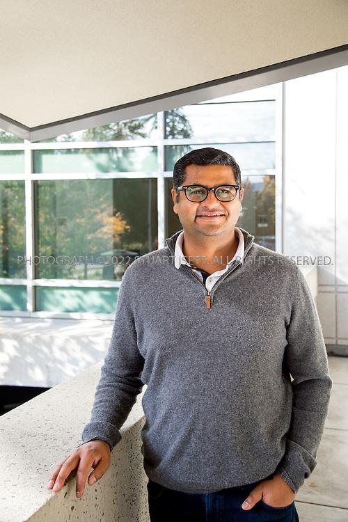 10/26/2016-- Redmond, WA, USA<br /> <br /> Tahreem Kampton, Sr. Director at Microsoft.<br /> <br /> Posing on Microsoft&rsquo;s campus in Redmond, Washington campus.<br /> <br /> Photograph by Stuart Isett. &copy;2016 Stuart Isett. All rights reserved.